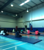 School Yoga Activity