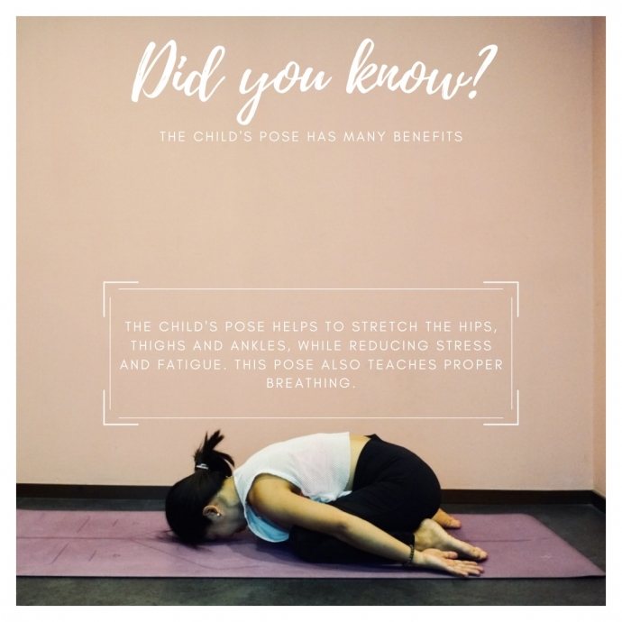 Did You Know: Child Yoga Pose