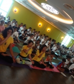Open Yogasana Competition 2016