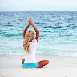 Yoga De-Stress - Yasmine Orlando