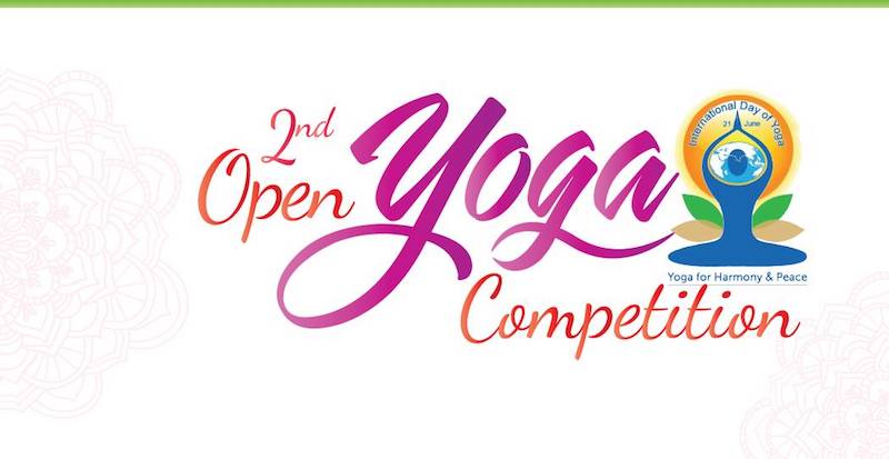 The Second Open Yoga Competition