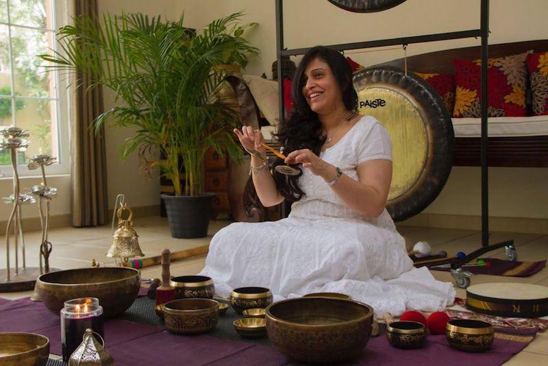 Free Fall - A Gong Meditation