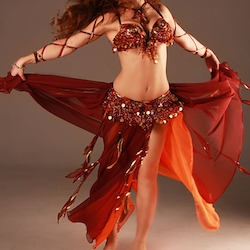 Belly Dancing - Marilyn Barrios