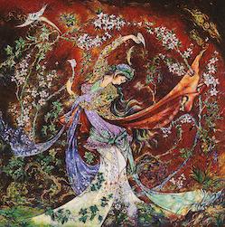 Sufi Love in Arabic - Asma Al Majed