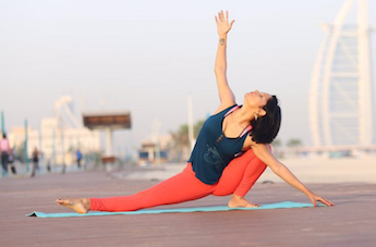 30 Day Yoga Flexibility Challenge with Alpa Lokhande