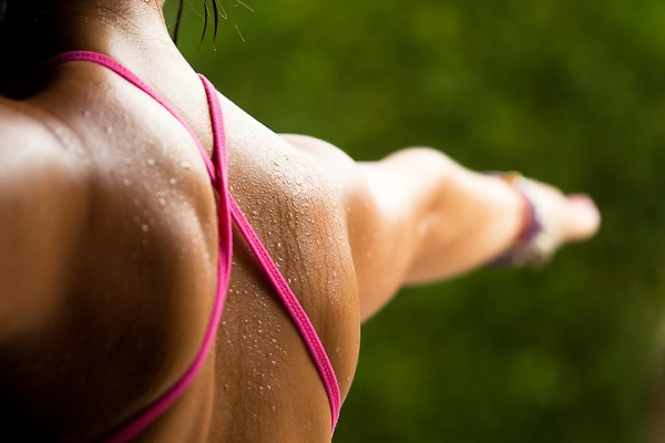 21 Day Hot yoga Challenge