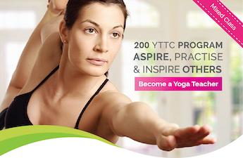200 Hours Yoga Teacher's Training Course