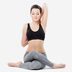 Calming Yoga - Roxie