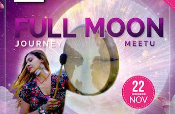 Full Moon Workshop with Meetu