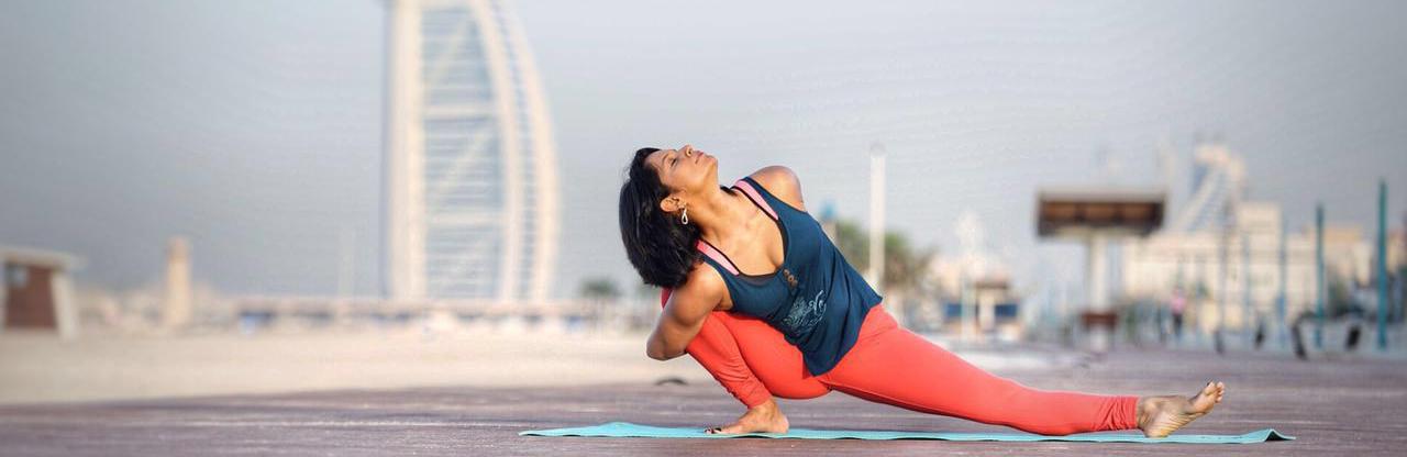 30 Day Yoga Challenge Season 2