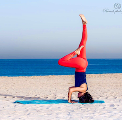 Yoga for Inversion