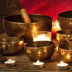 Candlelight Sound Healing Session - Arabic Class - Asma Al Majed