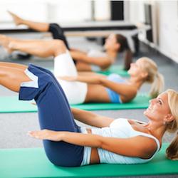 Pilates - Sarah