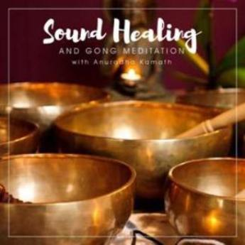 Sound Healing and Gong Meditation: SUFFERING IS OPTIONAL