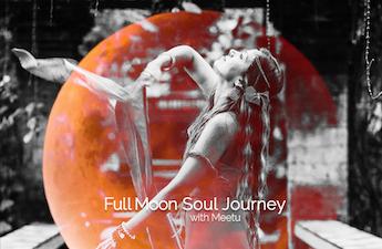Full Moon Goddess Soul Journey