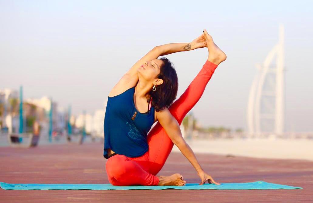 30 Days Yoga Flow Challenge