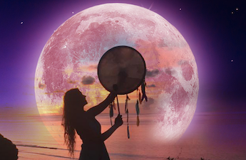 Full Moon Energy Upgrade Ceremony