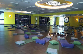 Yoga and Sound Healing