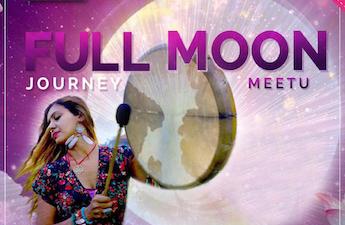 Full Moon Energy Upgrade Ceremony
