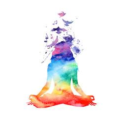 Chakra Yoga in Arabic