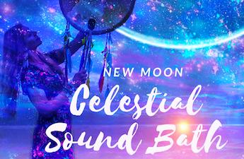 New Moon Celestial Sound Bath
