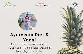 Ayurvedic Diet & Yoga