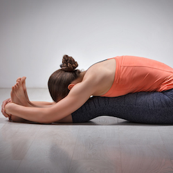 Yoga for Deep Relaxation - Roxie