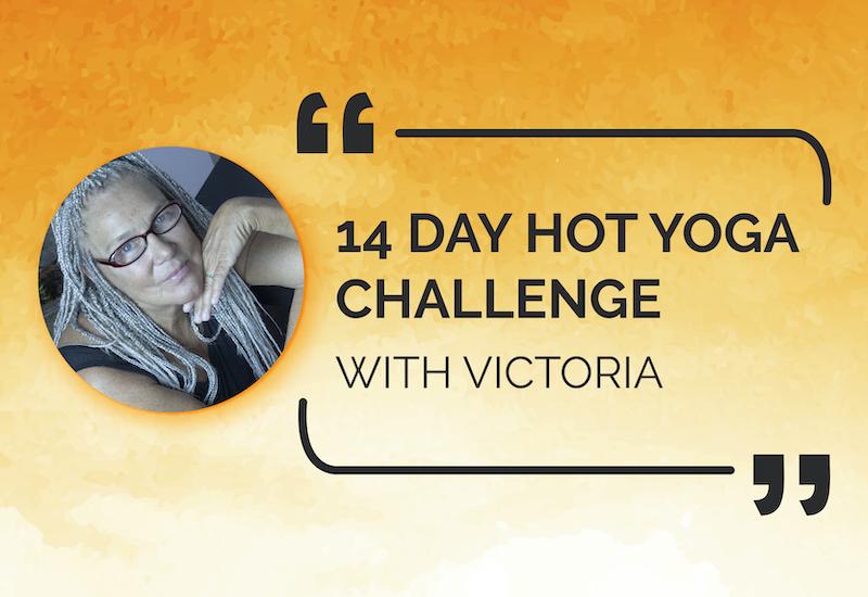 14 Day Hot yoga Challenge