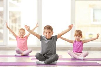 ECA Kids Yoga - 10 Sessions