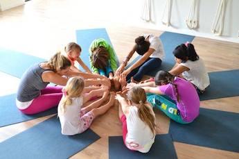 ECA Kids Yoga - 6 Sessions