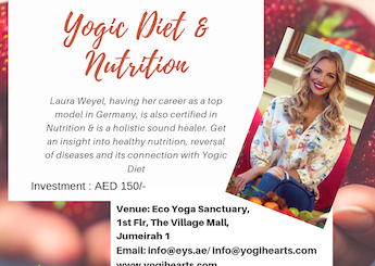 Yogic Diet & Nutrition